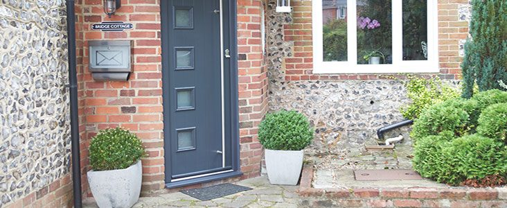 cheap composite door in Nottingham