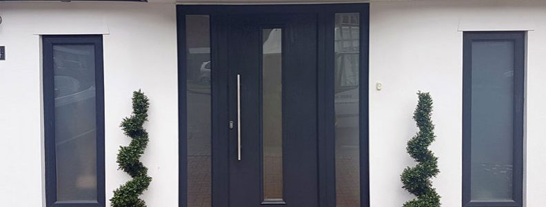 composite doors installation